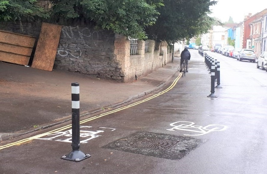 Positive praise for our New CLS Bollard